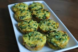 Broccoli Cups – Simple Healthy Appetizer