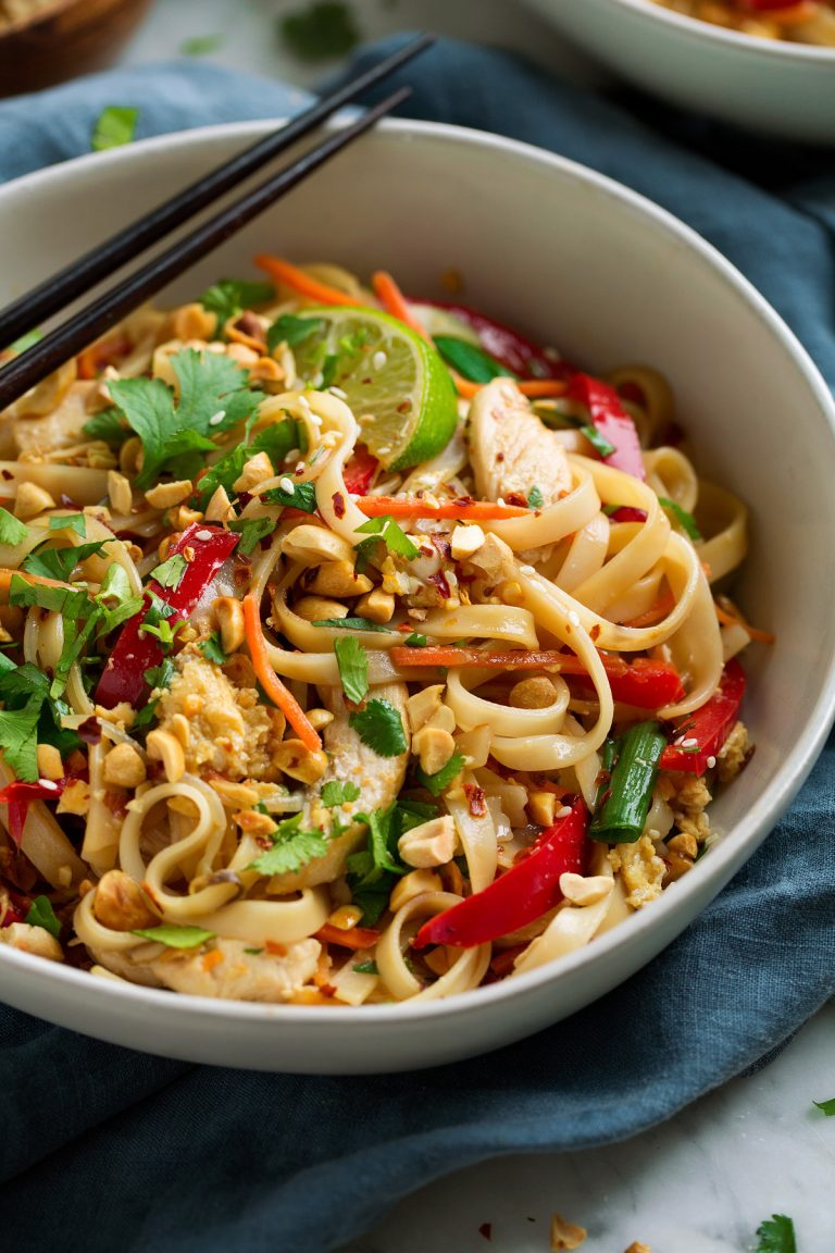 Mike's Pad Thai