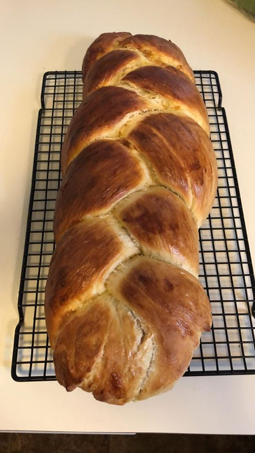 My Personal Challah Recipe